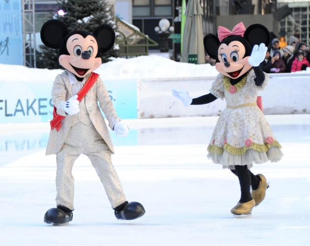 Disney On Ice - Featuring Mickey & Minnie