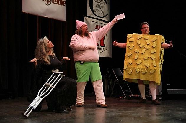 Sponge Todd Fatrick & Susan