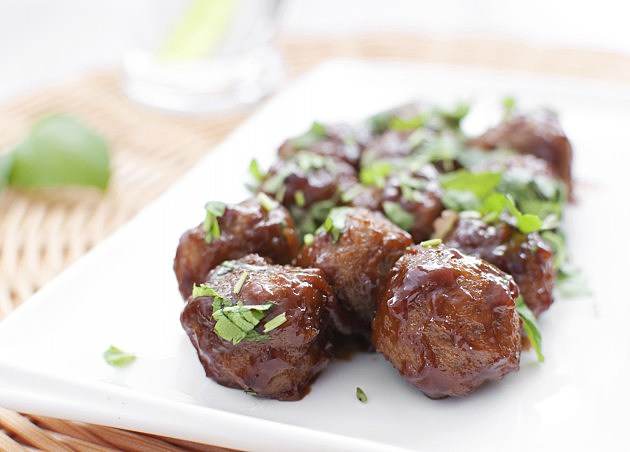 Super Bowl — Mini Meatballs Five Ways for the Best Game Day Snacks ...