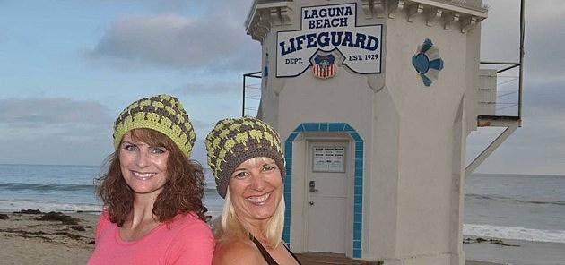 Laguna Beach hats at Laguna Beach