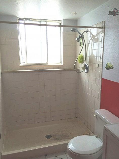 Before And After Photos Of Brians Bathroom Remodel - Gary's home and bathroom remodeling