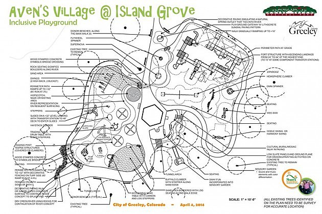 Plans for Aven's Village