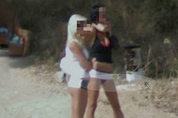 prostitutas autovia castelldefels niñas putas
