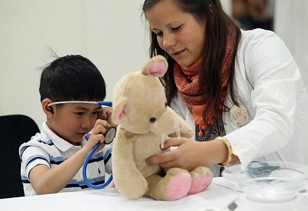 Teddy Bear Hospital at Fort Collins UCHealth Emergency Room