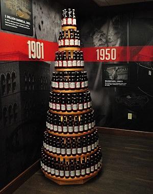 Holiday Lights At Budweiser Brewery Through January 3 - Budweiser Christmas Lights