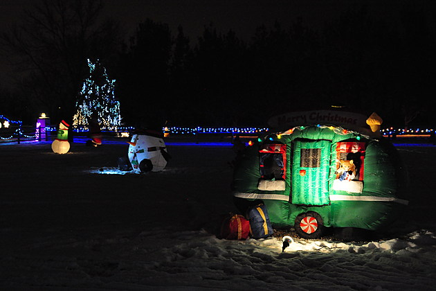 Top 5 Christmas Lights Displays In Fort Collins PICTURES  - Budweiser Christmas Lights