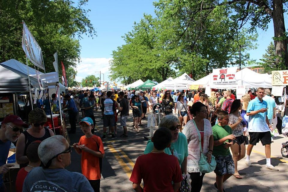 The Taste Of Fort Collins Presented By 1st National Bank
