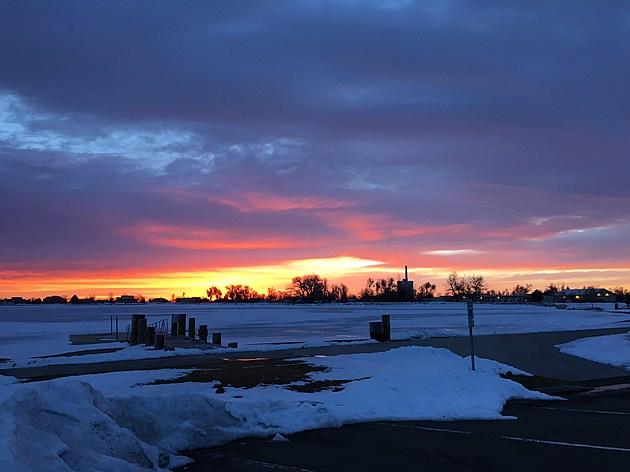 Windsor Sunrise February 11, 2016