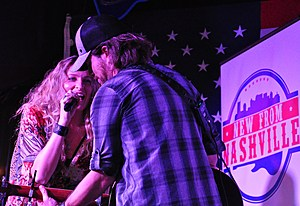 Cloverdayle at the Boot Grill for New From Nashville