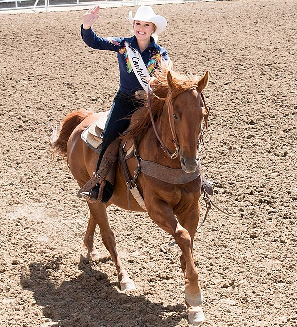 Pierce Woman Named 2017 Miss Rodeo Colorado Pictures