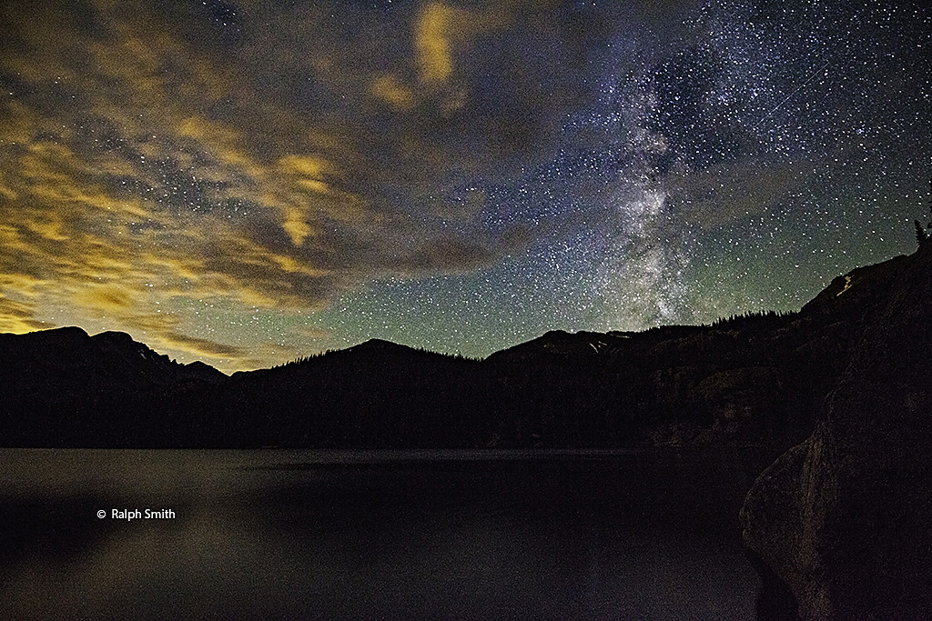Fantastic Place For Star Gazing In The Colorado Mountains
