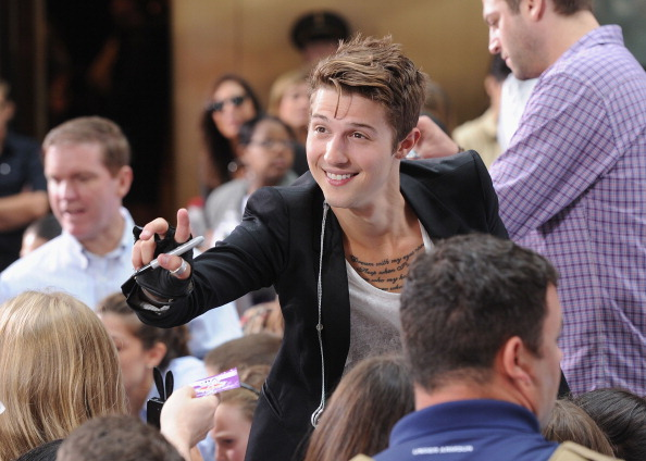 "Hot Chelle Rae Performs On NBC's ""Today"""