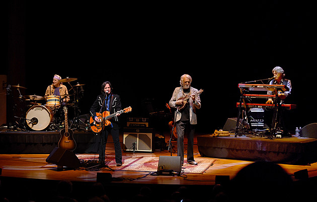The Nitty Gritty Dirt Band Performs At The Country Music Hall of Fame and Museum