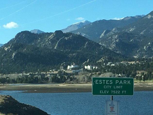 Mary's Lake Lodge - Estes Park, CO