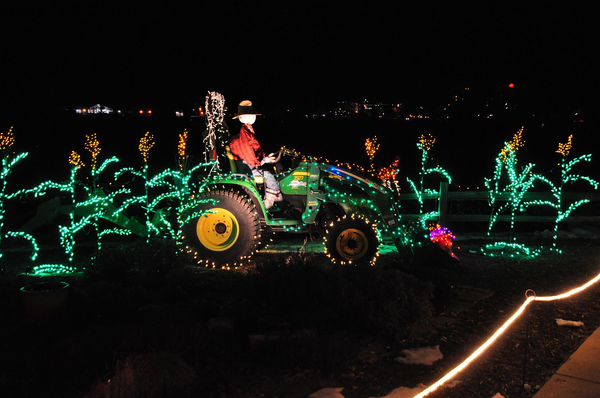 Christmas Lights TRI 102 5 – Northern Colorado's Classic Hits - Budweiser Christmas Lights
