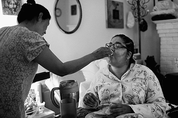 HIV-Positive Woman Struggles With Poverty And Survival In Washington, D.C.