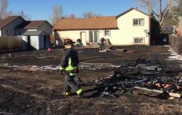 Poudre Fire Authority Responded to 3 Fires on Thursday