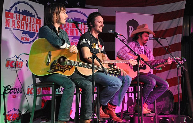 Midland at Boot Grill for New From Nashville