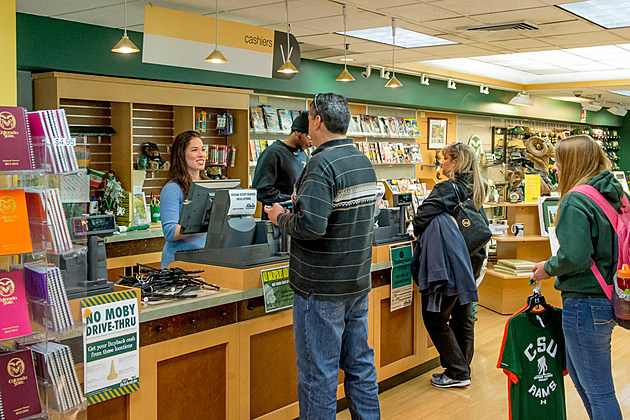 Csu Bookstore Named National Collegiate Retailer Of The Year