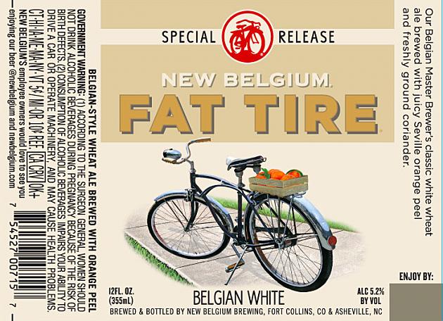 Credit: New Belgium Brewing