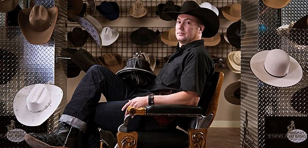 Trent Johnson - Owner of Greeley Hat Works