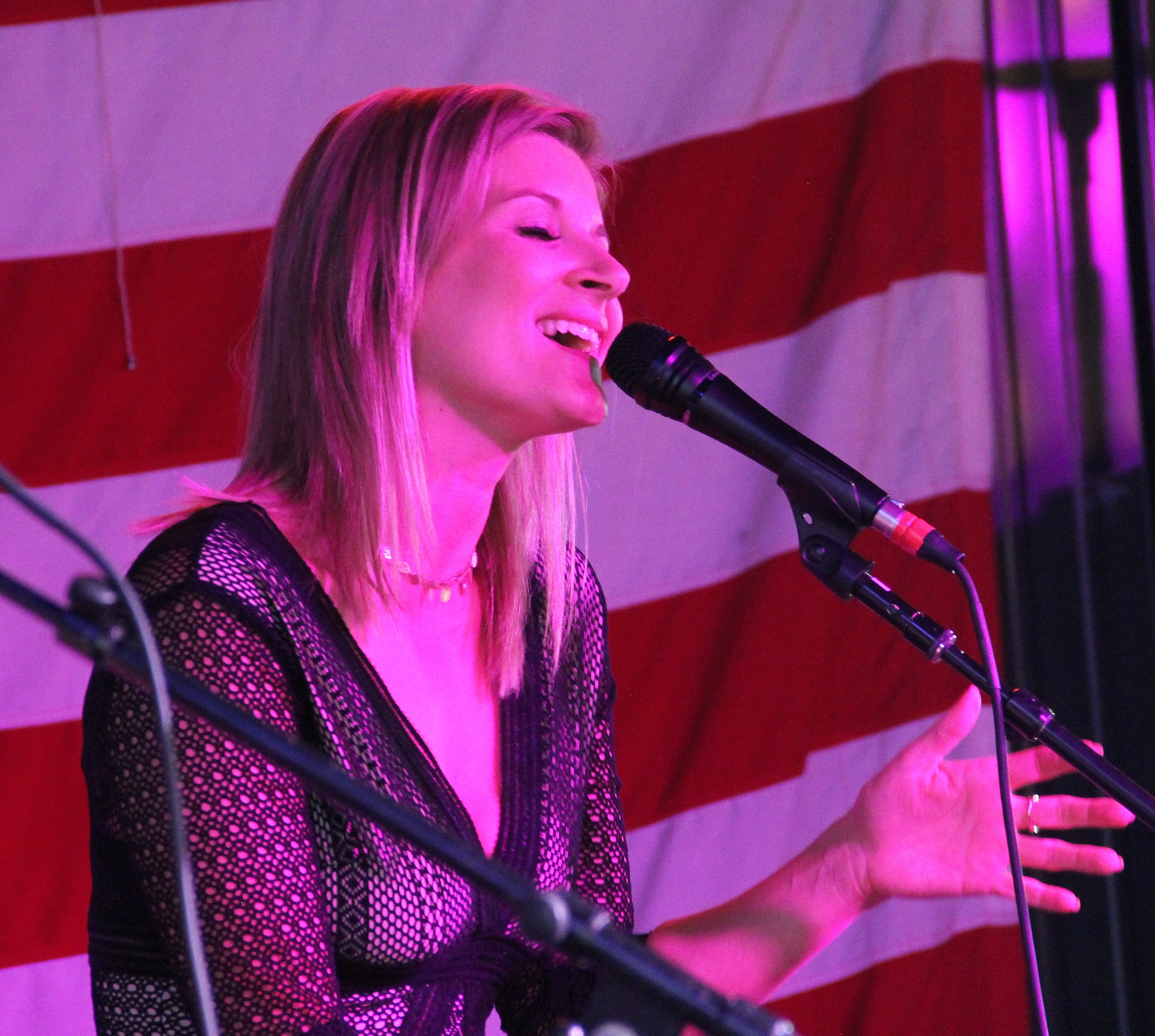 Fiona Culley  at Boot Grill in Loveland for New From Nashville