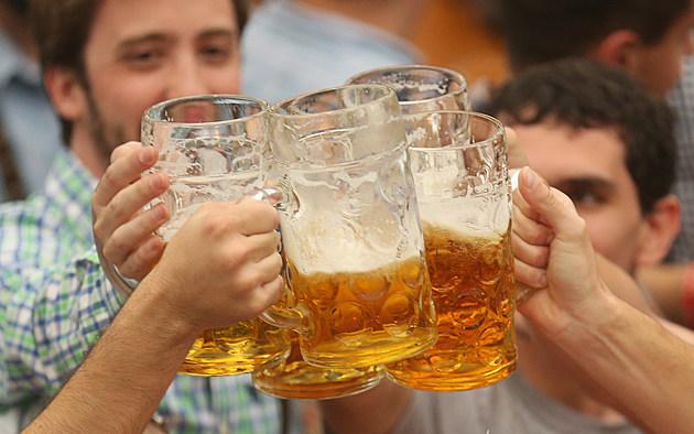 Beer Mugs Oktoberfest 2016