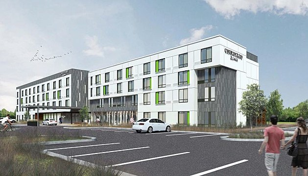 New Courtyard by Marriott at Centerra