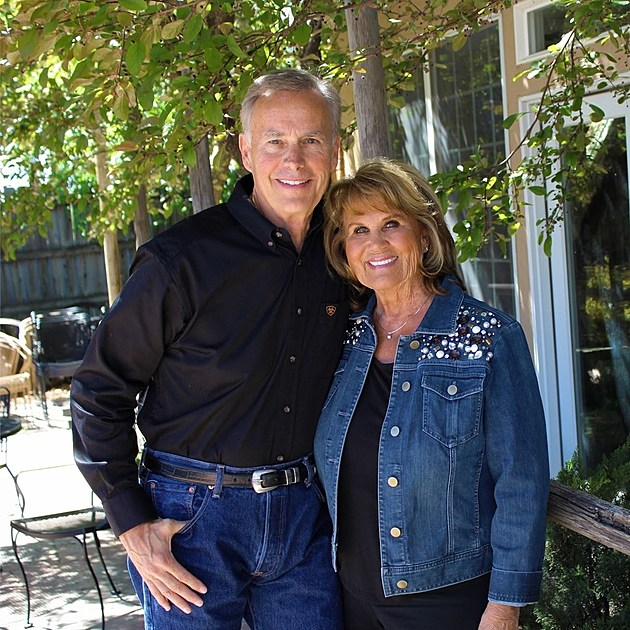 Jerry and Sandy Helgeson 2017 Greeley Stampede Grand Marshals