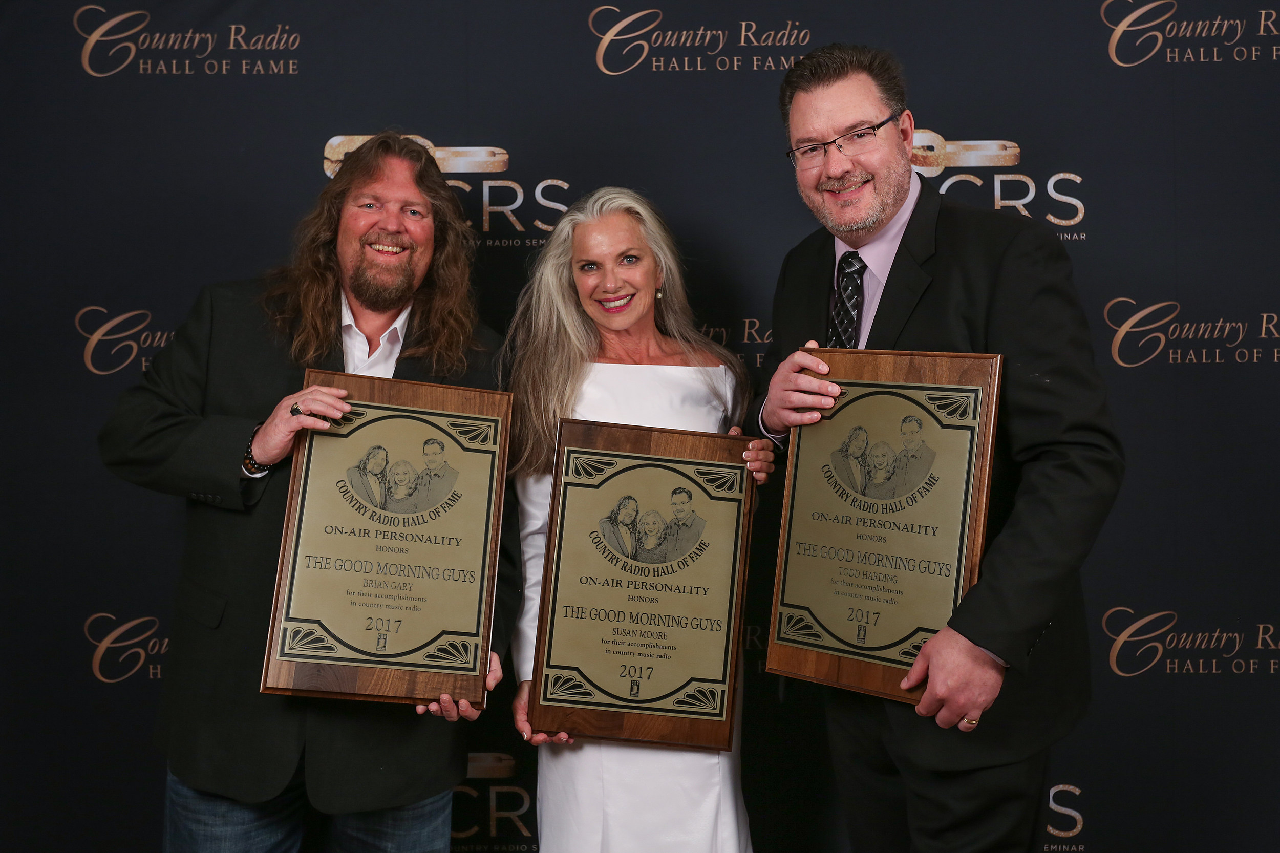 Good Morning Guys trip to the Country Radio Hall of Fame
