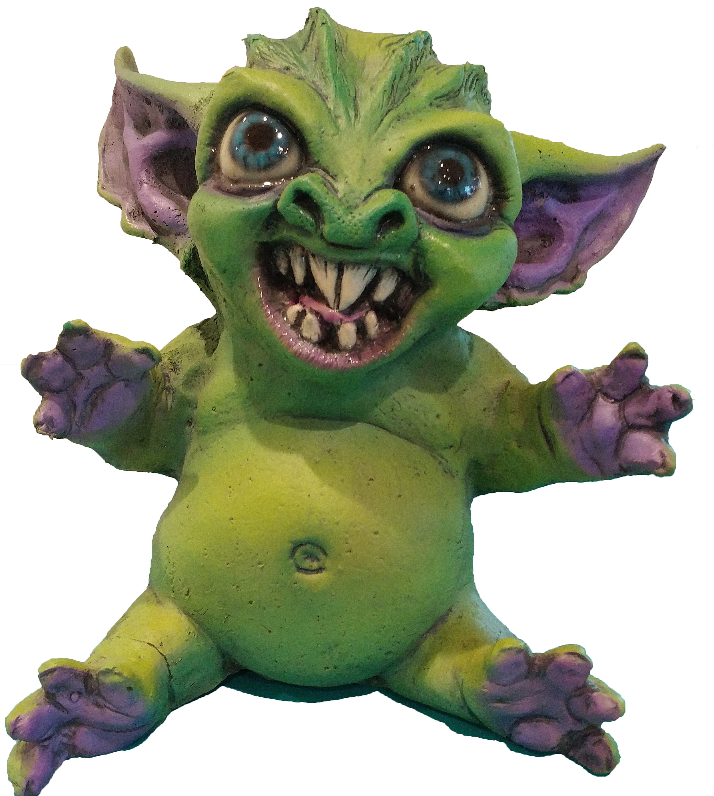 The Greeley Gremlin
