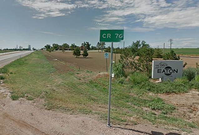 County Road 76 and Highway 85