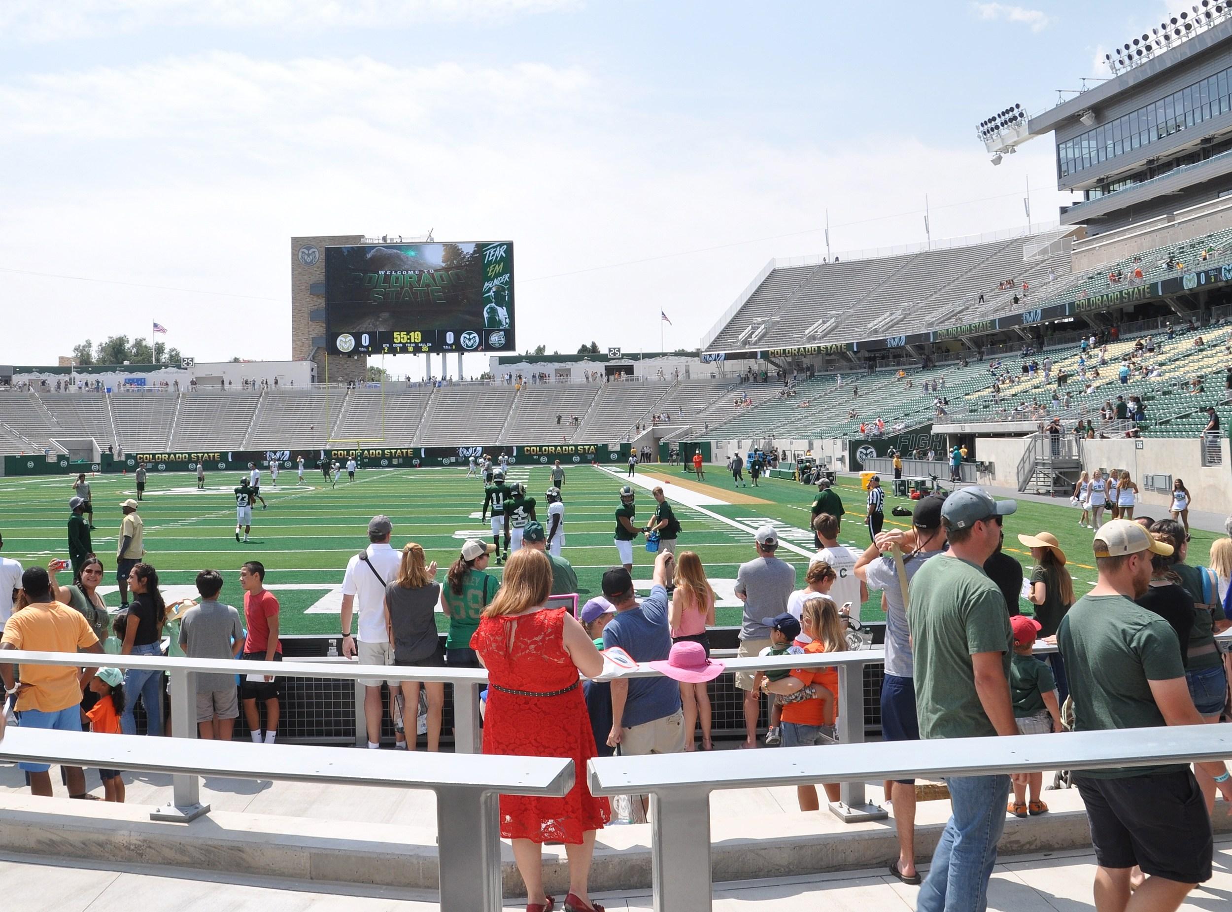 CSU On- Campus Stadium Open House