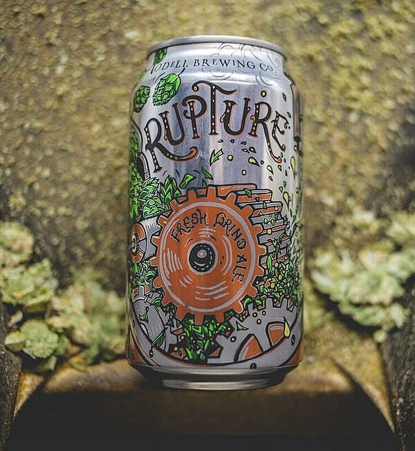 Odell Brewing new beer Rupture