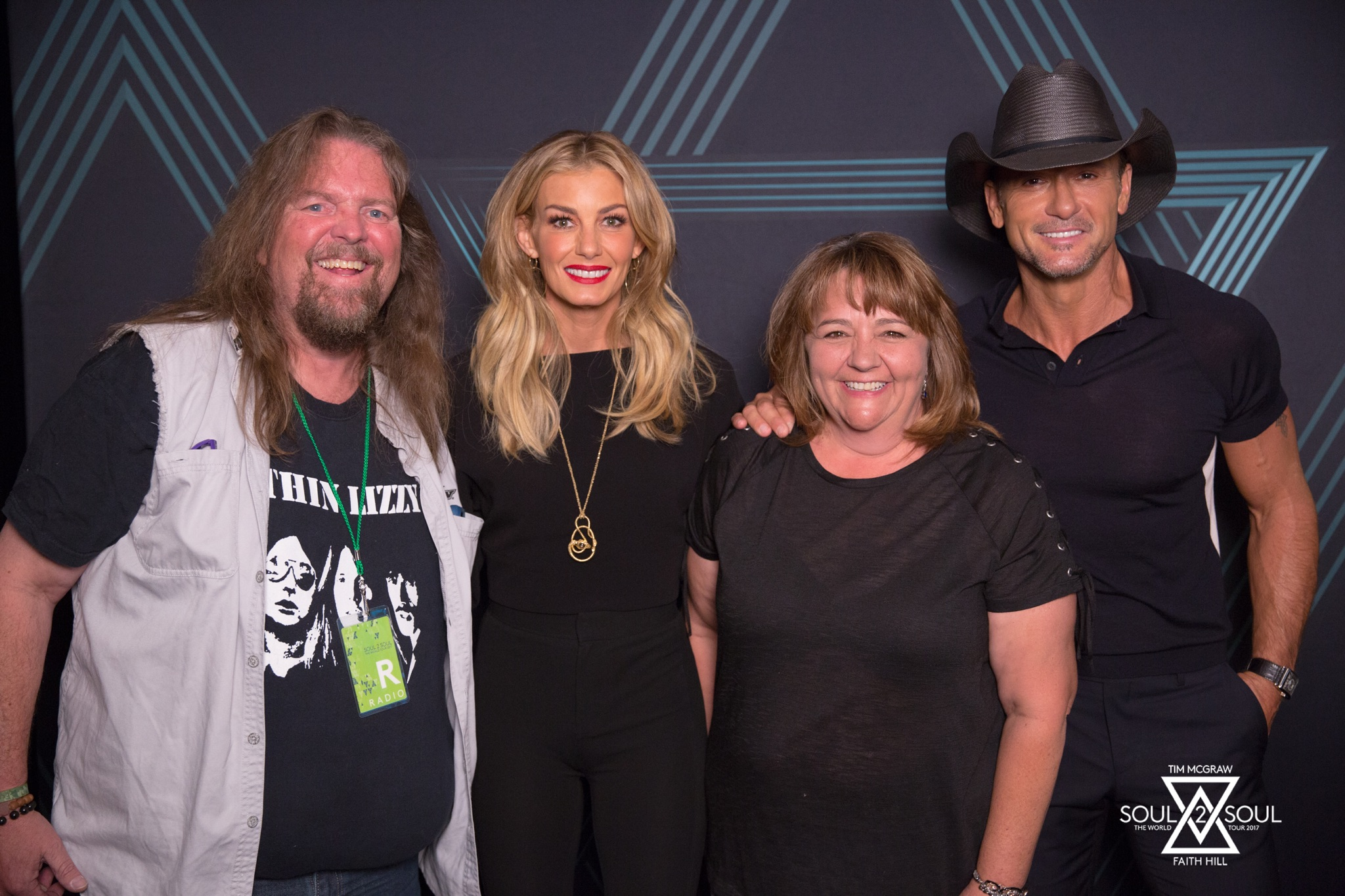 Hanging With Country Royalty What It Is Like To Meet Tim And Faith