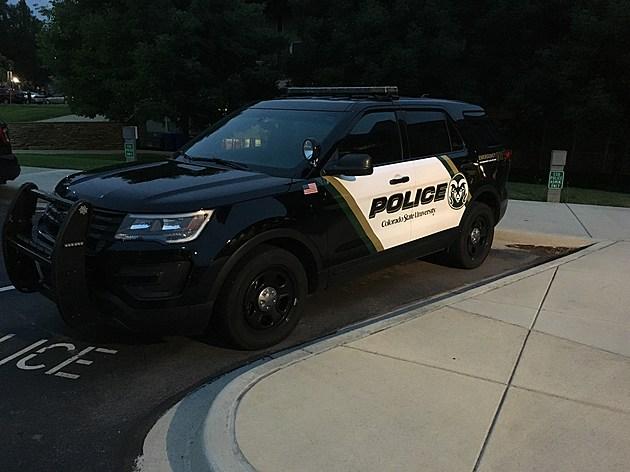 CSU PD Patrol Car