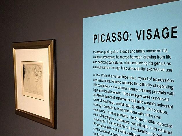 Loveland Museum Picasso Exhibit