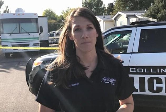 Fort Collins Police Officer